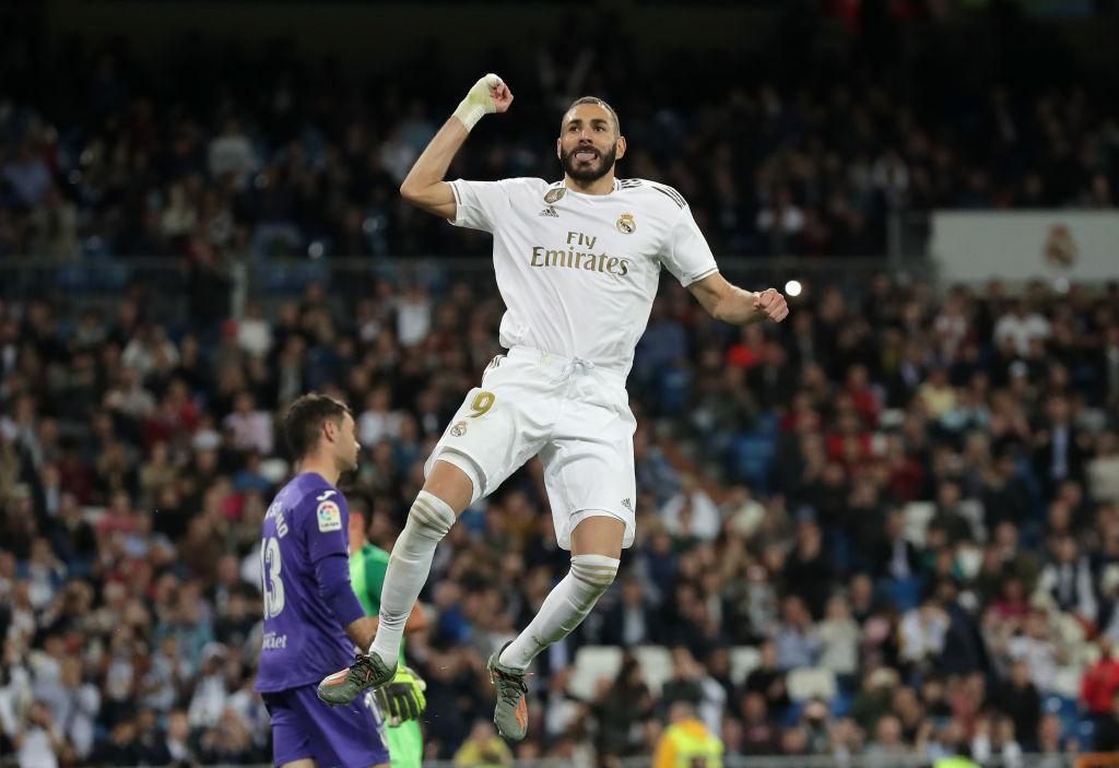 Real Madrid CF v CD Leganes  - La Liga