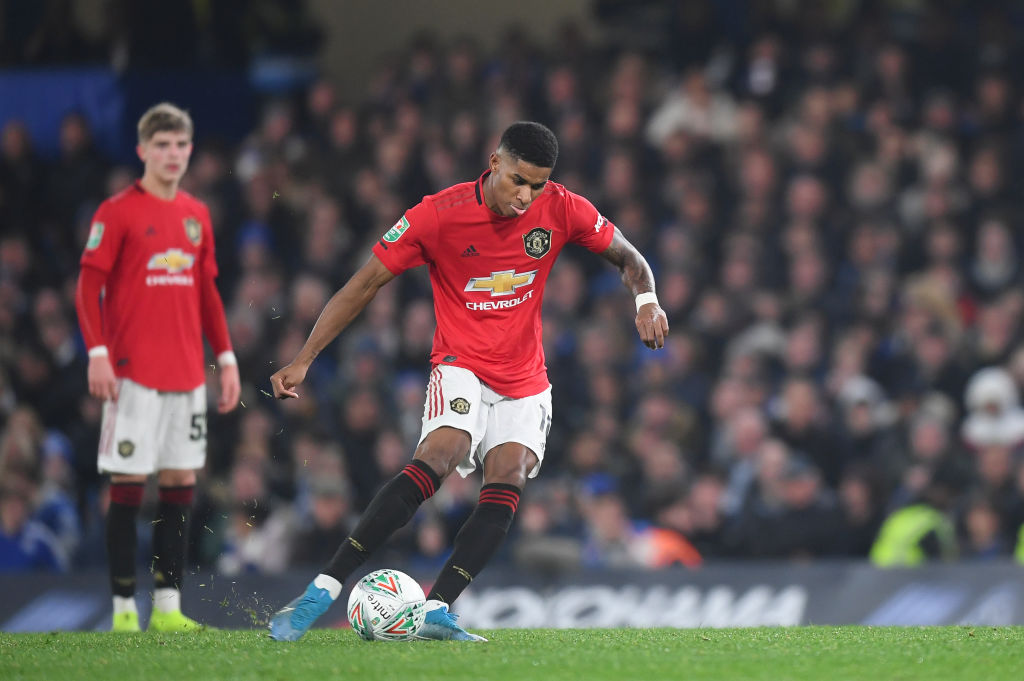 Rashford, Manchester United