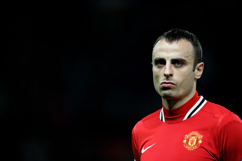 Dimitar Berbatov, Manchester United, Premier League
