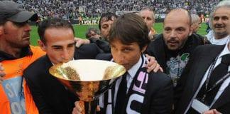 Antonio Conte, Juventus, Inter Milan, Serie A