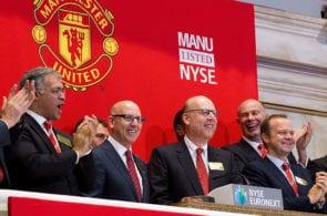manchester united, glazer family, ed woodward