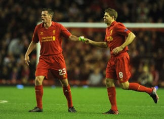 Gerrard & Carragher, Liverpool