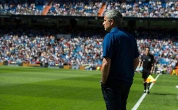 Jose Mourinho, Real Madrid, La Liga