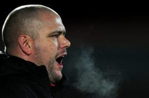 Jim Bentley, Morecambe, Football League Two