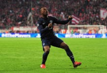 Patrice Evra, Manchester United, Premier League