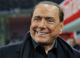 Silvio Berlusconi, Milan