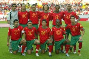 Fussball: EM 2004 in Portugal, ESP-POR