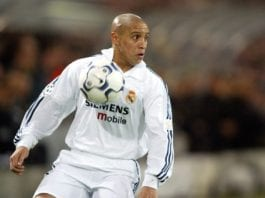 roberto carlos, real madrid