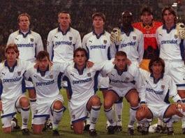 Parma, Serie A