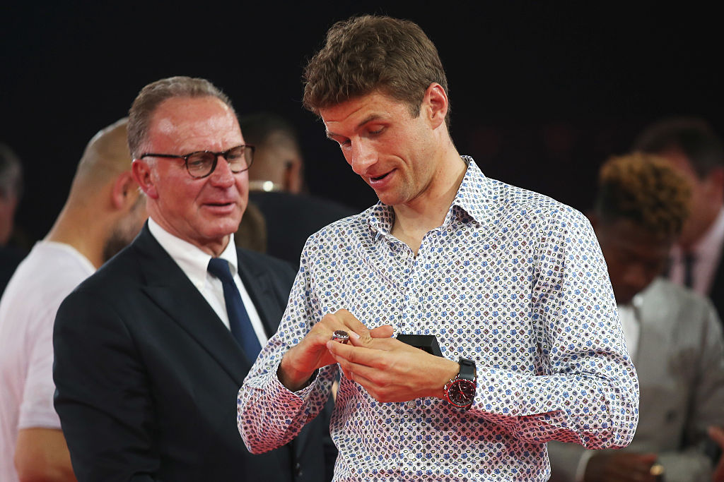Rummenigge and Muller