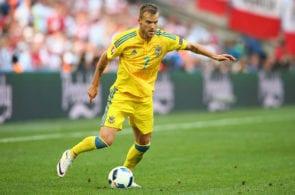 andriy yarmelenko, ukraine