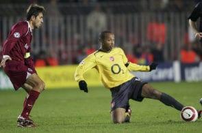 Sparta Prague v Arsenal