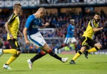 Kenny Miller, Rangers, Scottish Premier League