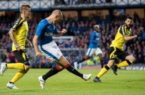 Kenny Miller, Rangers, Scottish Premier League