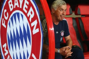 Carlo Ancelotti, Karl-Heinz Rummenigge, Bayern Munich, Bundesliga