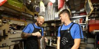 Inter Milan, coffee