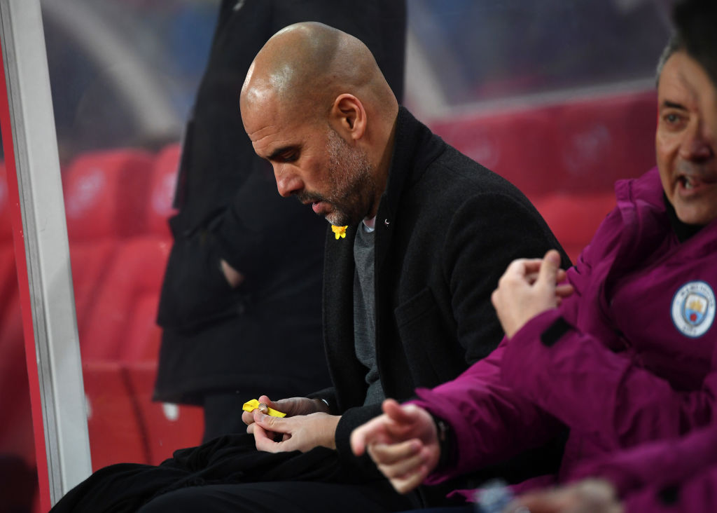 Pep Guardiola, catalonia