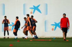 Ernesto Valverde, Barcelona, La Liga