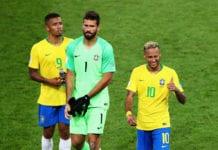 Neymar & Alisson