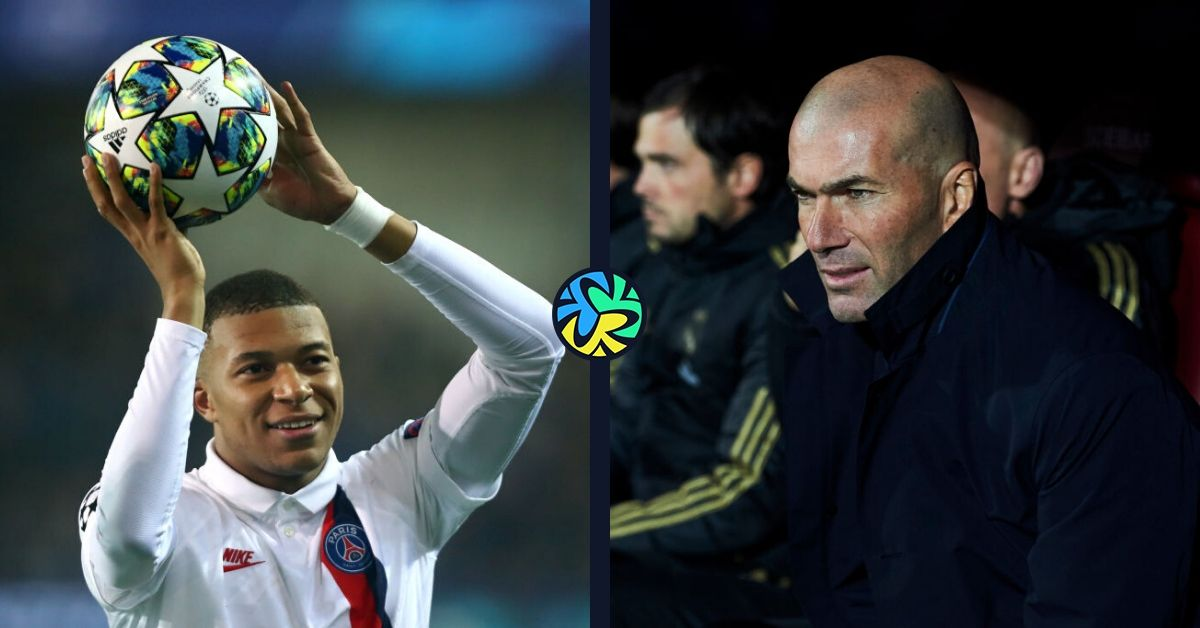 Mbappe Zidane