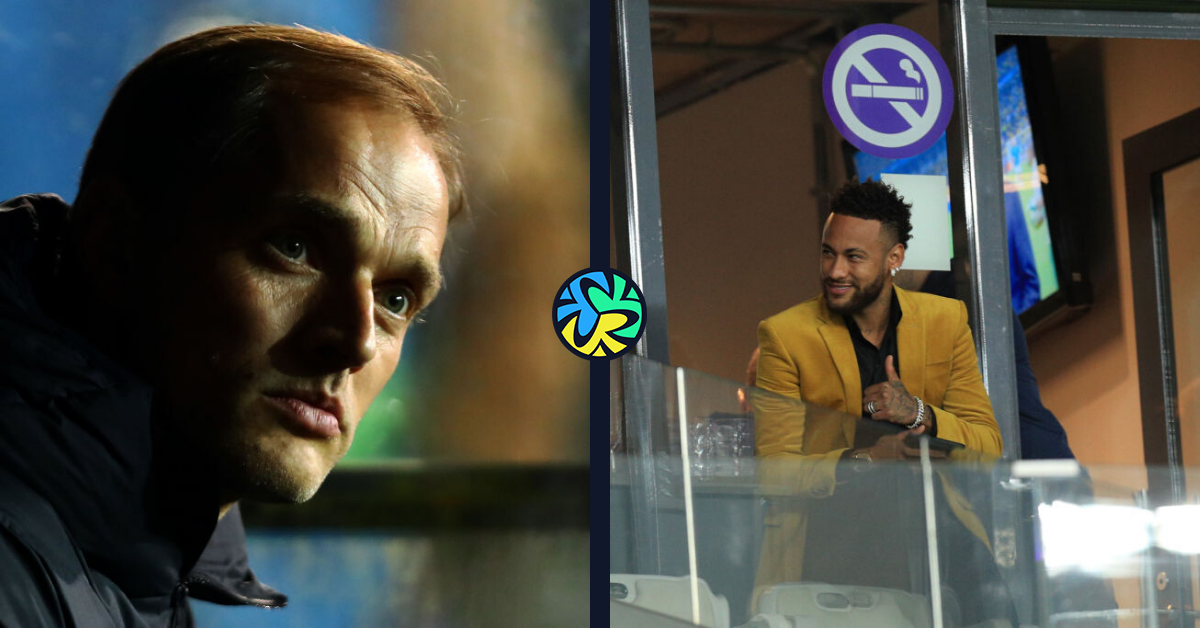 neymar, tuchel, psg, ligue 1