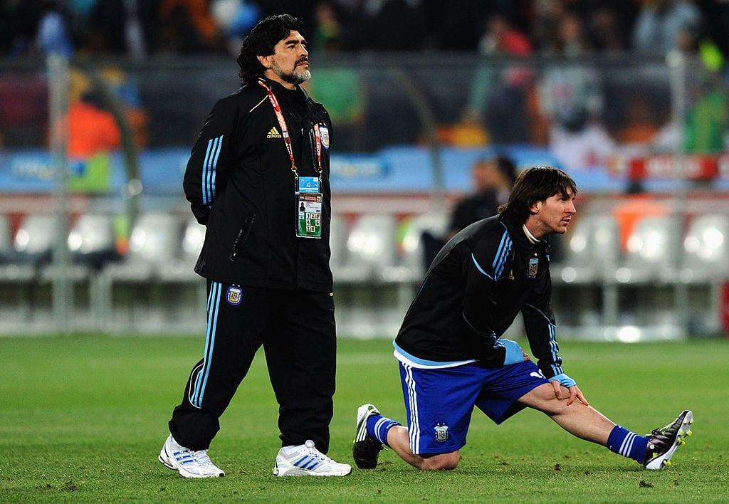 Lionel Messi, Cristiano Ronaldo, GOAT