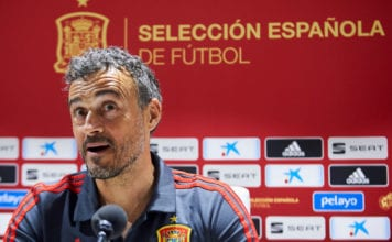 Spain Training Session and Press Conference image