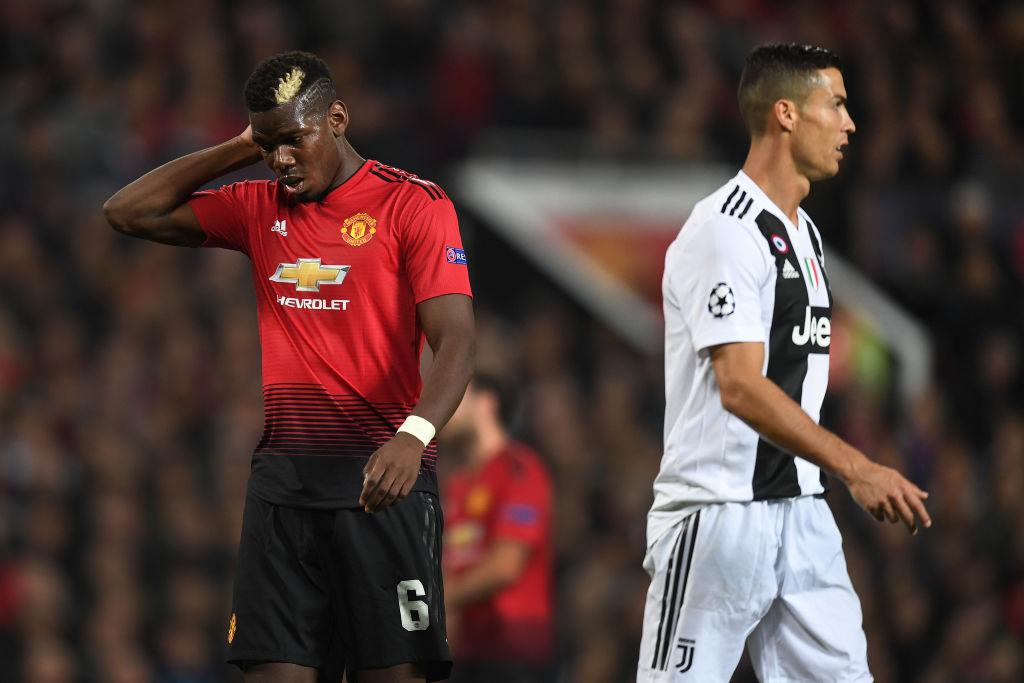 Juventus Consider Ronaldo Swap Deal For Pogba Ronaldo Com