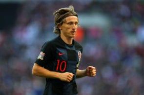 Croatia, Luka Modric