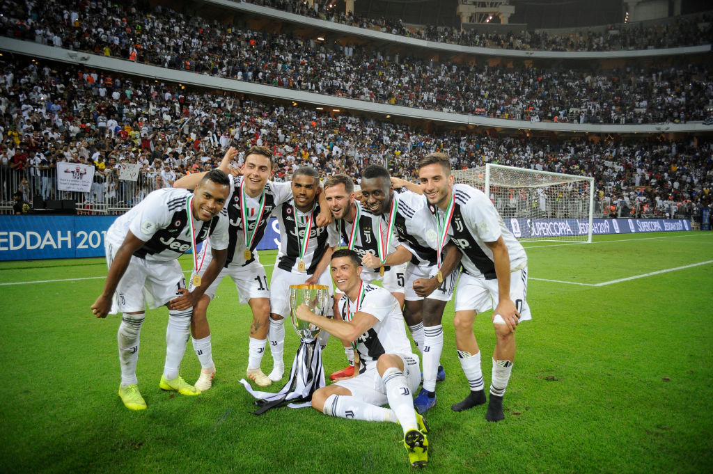 Juventus, Serie A