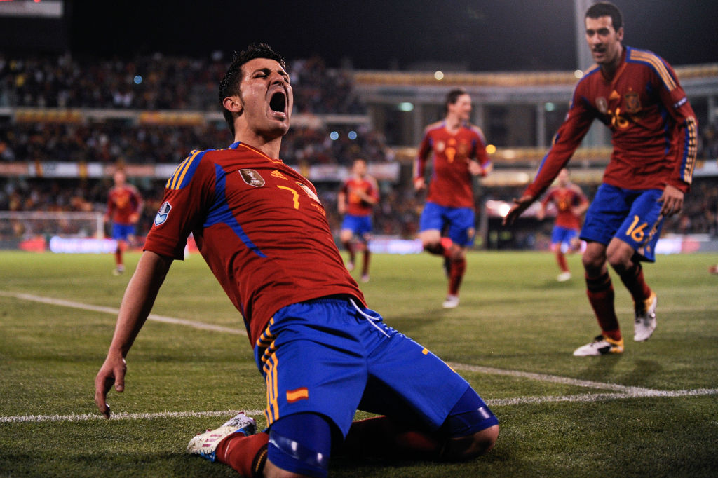 Spain v Czech Republic - EURO 2012 Qualifier