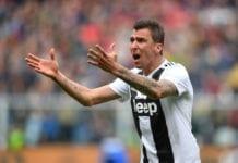 Mario Mandzukic, Juventus, Serie A