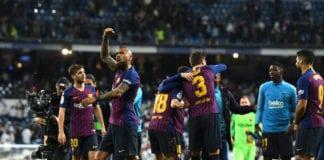 FC Barcelona, La Liga