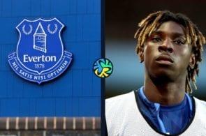 Moise Kean, Everton, Juventus