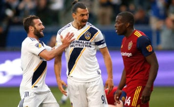 Real Salt Lake v Los Angeles Galaxy image
