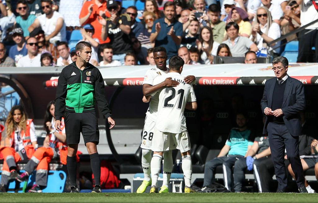 Vinicius, Real Madrid