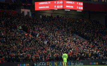 Liverpool v Barcelona - UEFA Champions League Semi Final: Second Leg image