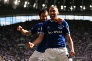 Cenk Tosun, Everton