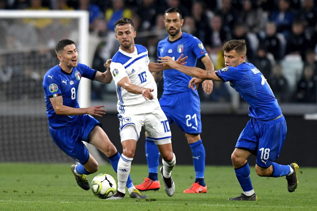 Italy, Bosnia and Herzegovina