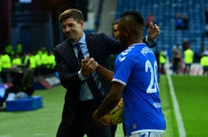 Rangers v St Joseph - UEFA Europa League First Qualifying round: 2nd Leg