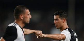 Merih Demiral, Juventus, Serie A