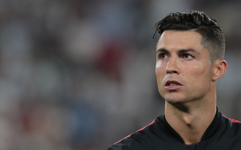 Cristiano Ronaldo, Juventus, Portugal, 5 things you didn't know