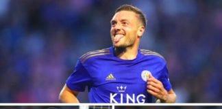 Jamie Vardy, Manchester United, Leicester City, Kylian Mbappe, Harry Kane, Premier League