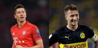 Bayern Munich, Borussia Dortmund, Bundesliga, Der Klassiker