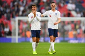 mason mount, declan rice