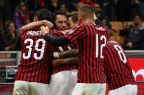 AC Milan v US Lecce - Serie A
