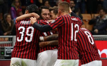 AC Milan v US Lecce - Serie A image