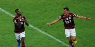 Reinier, Flamengo, Brazil