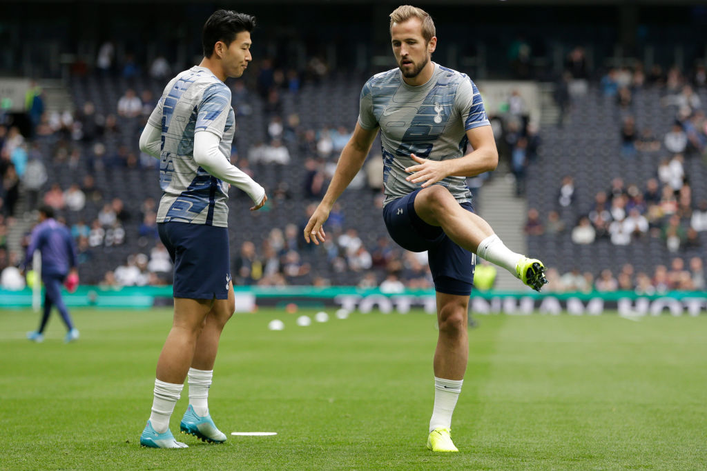Harry Kane, Tottenham, Premier League