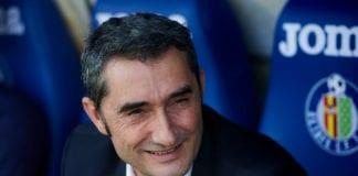 Ernesto Valverde, FC Barcelona, La Liga